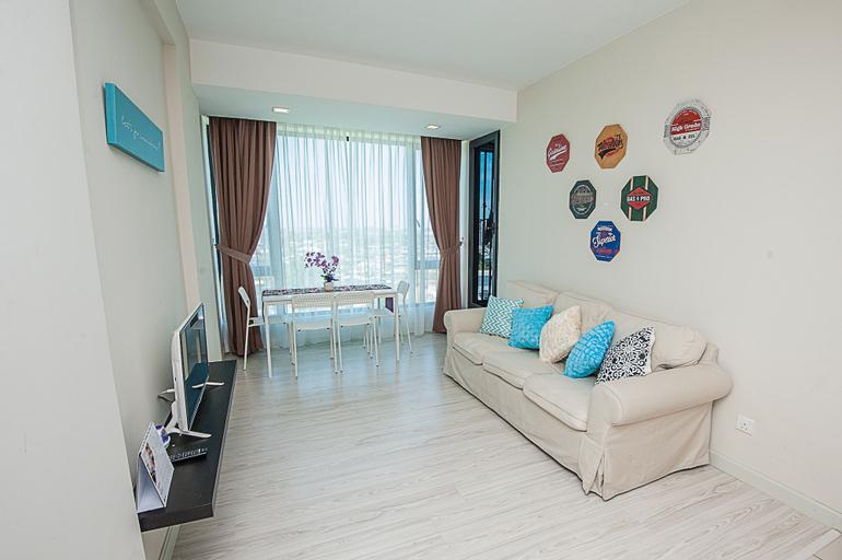 JAE Luxury MyHomestay @ KK Sky, Kota Kinabalu