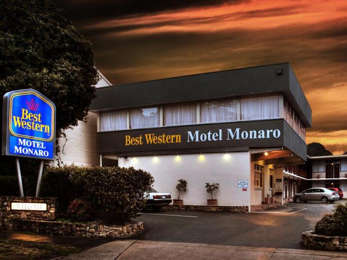 BEST WESTERN Motel Monaro, Kingston