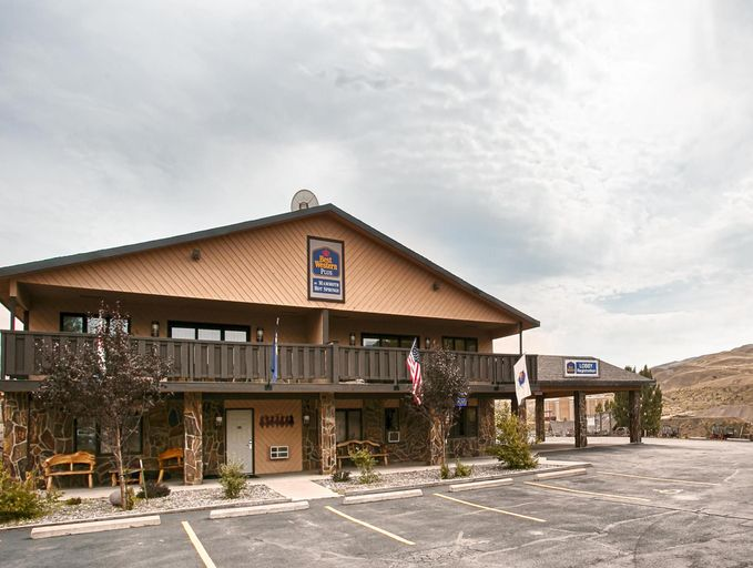 Best Western By Mammoth Hot Springs, Park