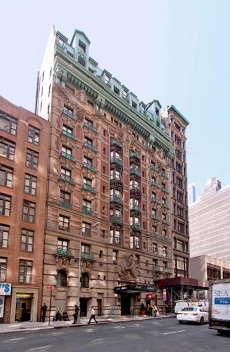 Wolcott Hotel, New York