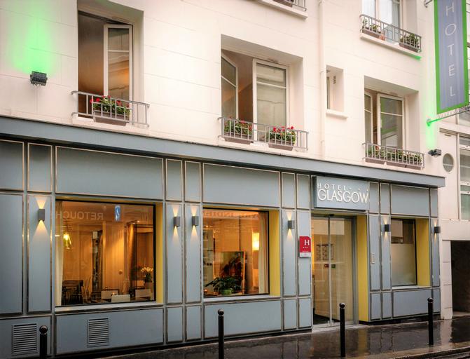 Glasgow Monceau by Patrick Hayat, Paris