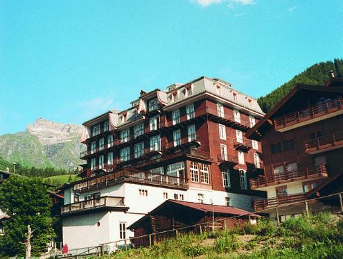 Hotel Regina, Interlaken