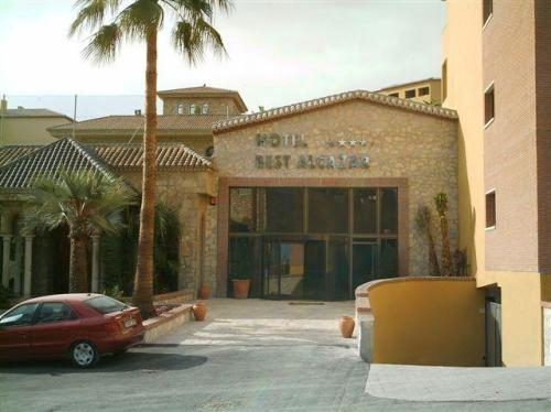 Hotel Best Alcazar, Granada