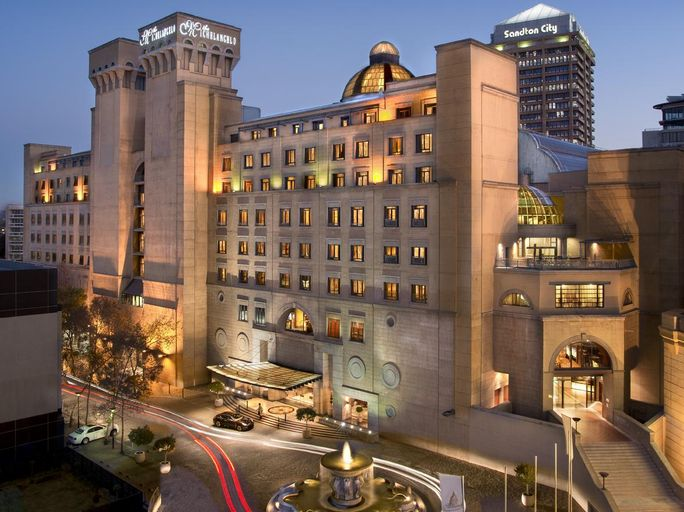 The Michelangelo Hotel, City of Johannesburg