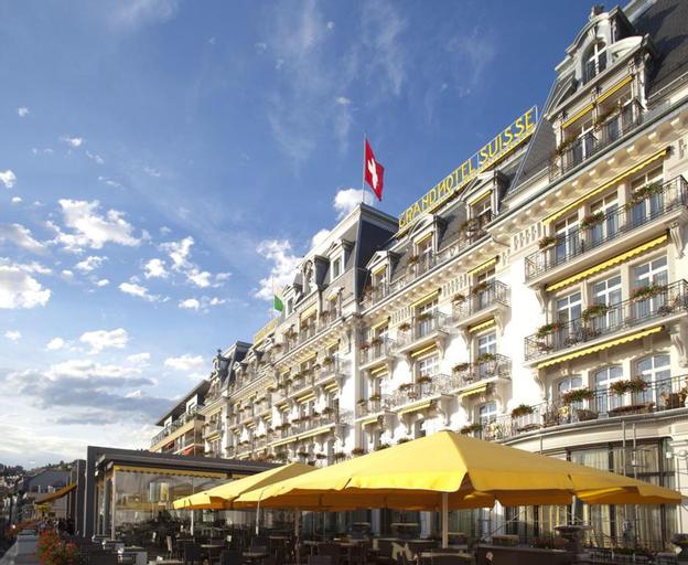 Grand Hotel Suisse Majestic, Pays-d'Enhaut