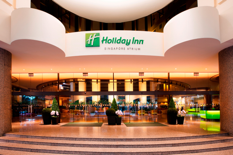 Holiday Inn Singapore Atrium, Singapore River