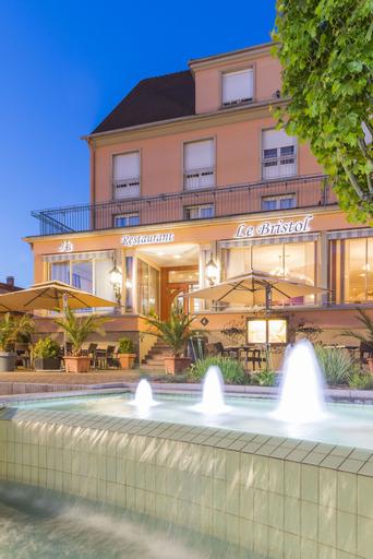 Hotel Restaurant Le Bristol, Bas-Rhin