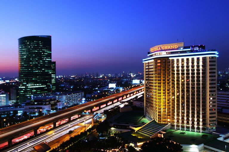 Centara Grand at Central Plaza Ladprao Bangkok, Chatuchak