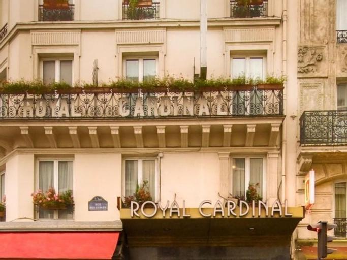 Hotel Au Royal Cardinal, Paris