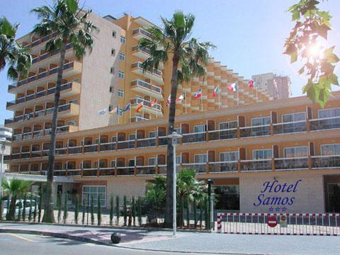 Hotel Samos, Baleares