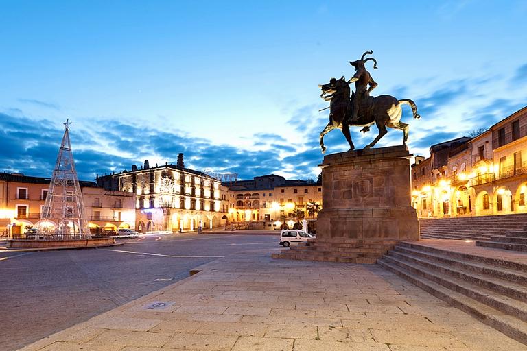 Eurostars Palacio Santa Marta, Cáceres