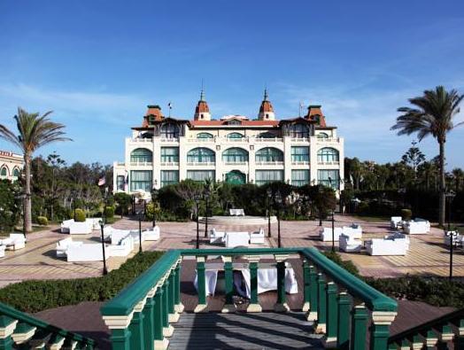 El Salamlek Palace Hotel And Casino, Al-Muntazah