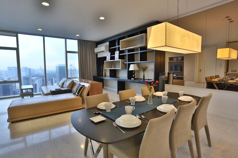 Platinum Suite KLCC @ Penguin Homes, Kuala Lumpur