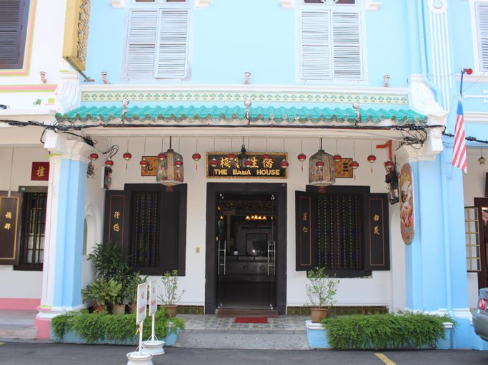The Baba House Hotel, Kota Melaka