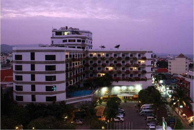 City Beach Resort, Hua Hin