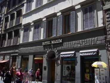 Hotel Maxim, Florence