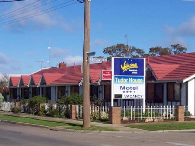 Tudor House Motel, Gr. Shepparton - Pt A