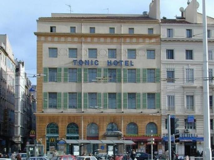 Grand Tonic Hotel Marseille-Vieux Port, Bouches-du-Rhône