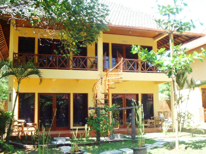 Gili Meno Garden Lodge, Lombok