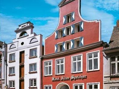 City Partner Hotel Alter Speicher, Nordwestmecklenburg
