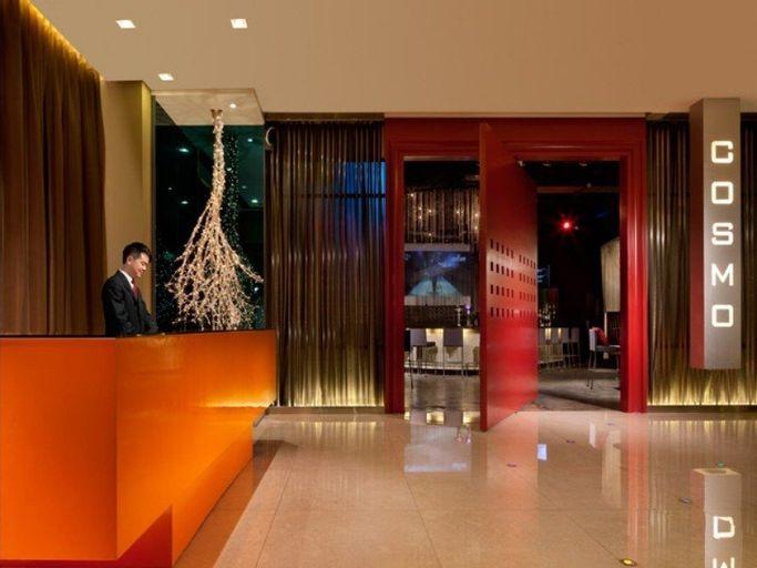 Cosmo Hotel Hong Kong, Wan Chai