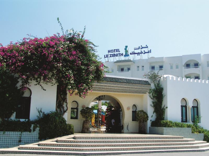 Kinza Hotel, Hammamet