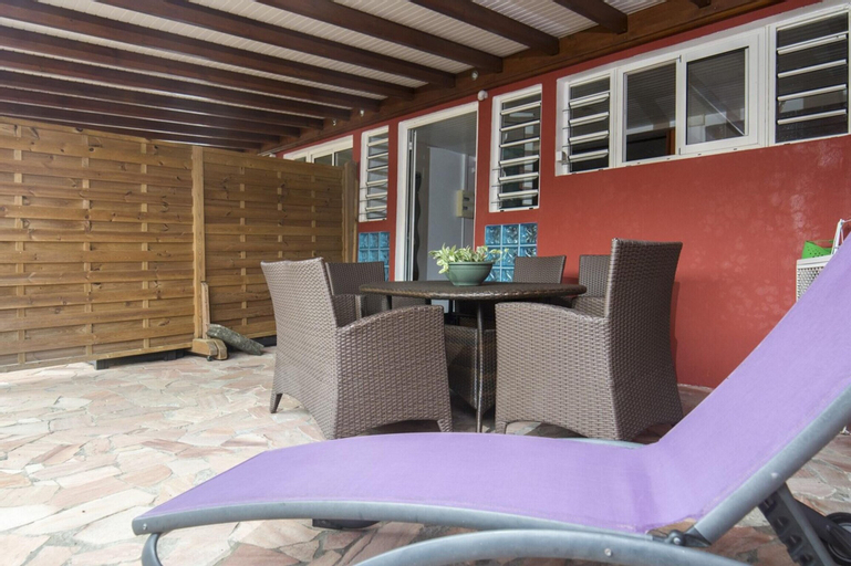 Apartment With 2 Bedrooms in Fort-de-france, With Furnished Terrace an, Fort-de-France