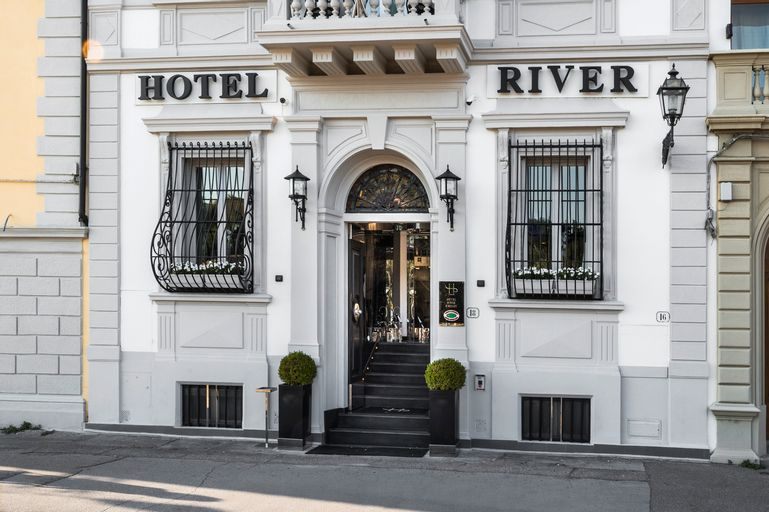 LHP Hotel River & SPA, Florence