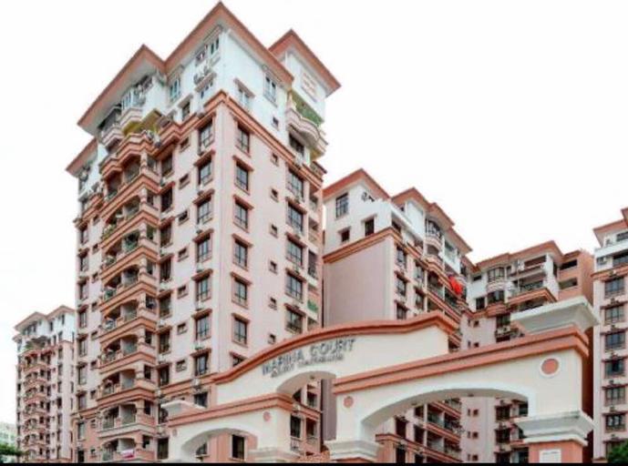 QQ Boutique Service Apartment @ Marina Court Resort Condominium, Kota Kinabalu