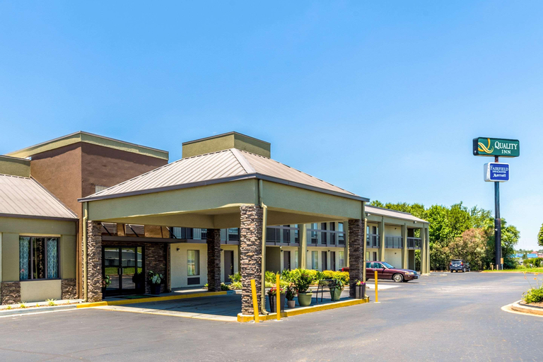 Quality Inn Simpsonville-Greenville, Greenville