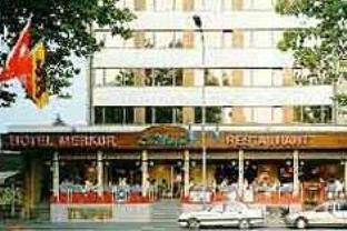 Hotel Merkur - West Station Lodge, Interlaken