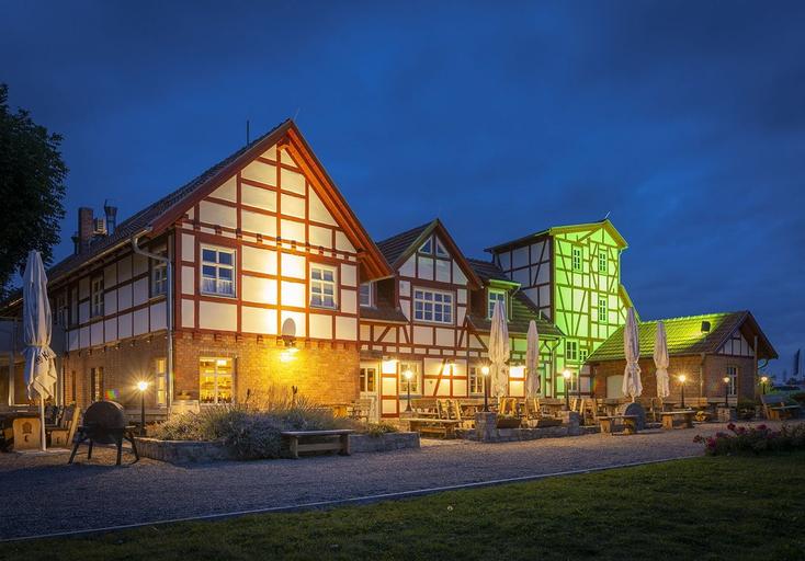 Hotel Restaurant Mühlenhof Bosse, Gotha