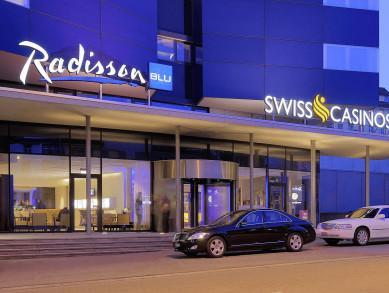 Radisson Blu Hotel, St. Gallen, Sankt Gallen