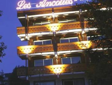 Hotel Les Ancolies, Savoie
