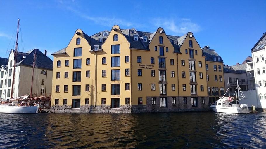 Hotel Brosundet, an Ascend Hotel Collection Member, Ålesund