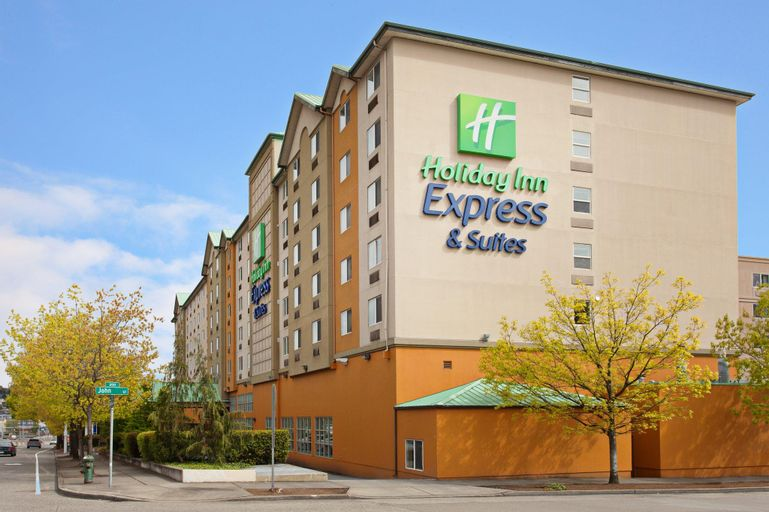 Holiday Inn Express Hotel & Suites Seattle - City Center, King