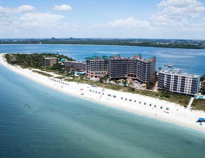 Pink Shell Beach Resort and Marina, Lee