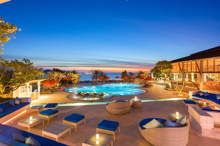 Diamond Cliff Resort and Spa, Pulau Phuket