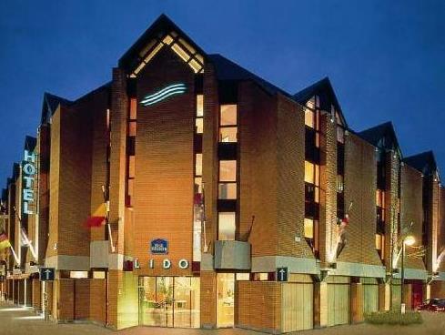 Hotel Lido Mons Centre, Hainaut