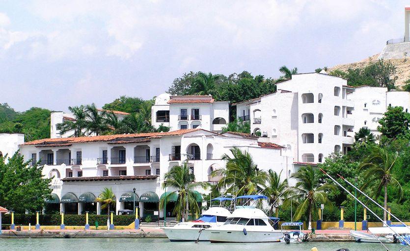 Hotel Marina Resort, Dist. Pochutla