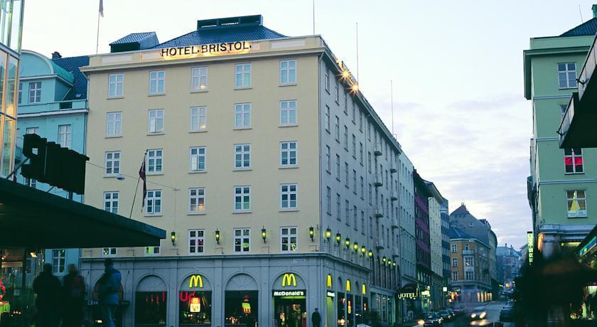 Thon Hotel Bristol Bergen, Bergen