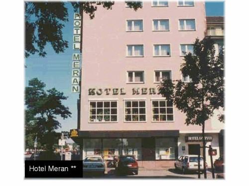Hotel Meran Hallenbad + Sauna, Regionalverband Saarbrücken