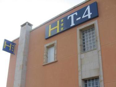 Hostal T4, Madrid