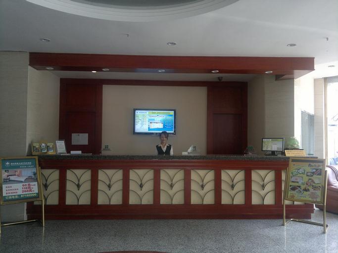 Green Tree Inn Dalian Development Zone Hotel, Dalian