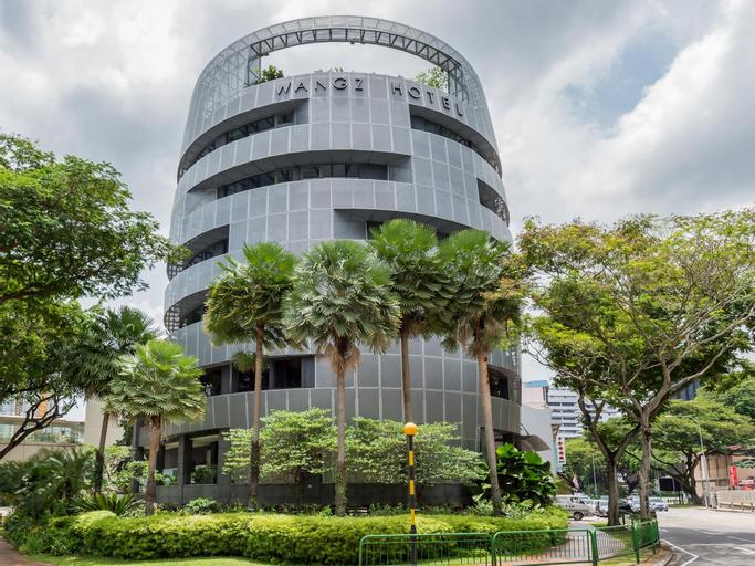 Wangz Hotel, Singapore River