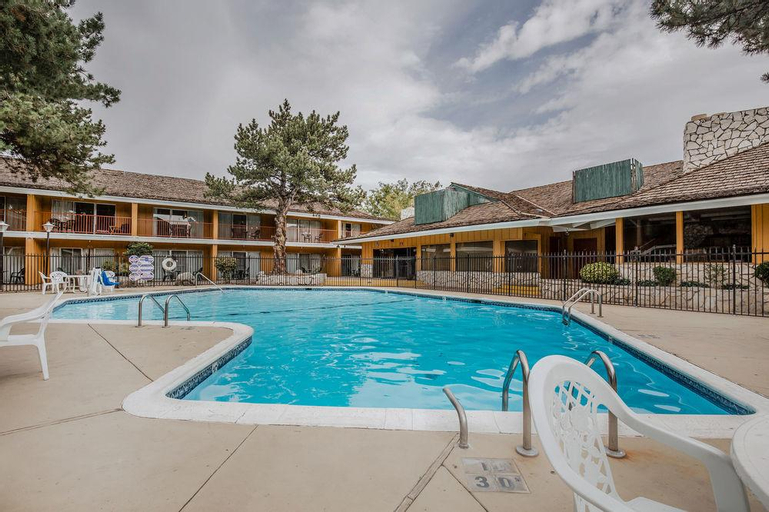 Econo Lodge Near Reno-Sparks Convention Center, Washoe