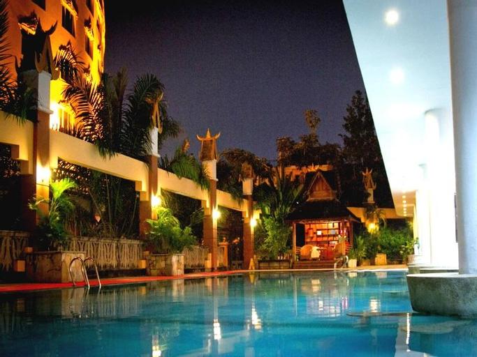 King Lang Hotel, Xishuangbanna Dai