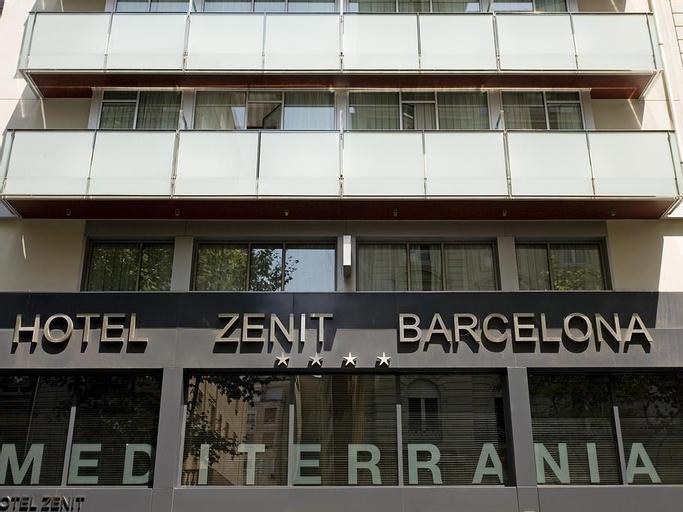 Hotel Zenit Barcelona, Barcelona