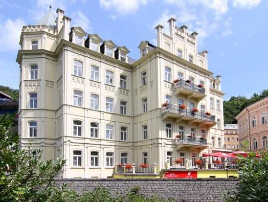 Hotel Pavlov, Karlovy Vary