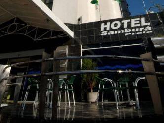 Sambura Praia Hotel, Fortaleza